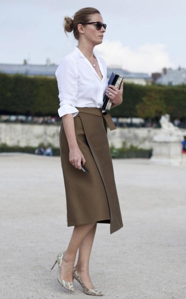 bela-kosulja-i-pencil-suknja