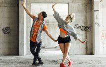 Naučimo da plešemo ... hip hop